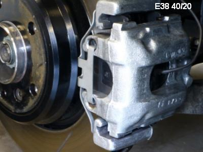 A Survey Of Rear Brake Calipers